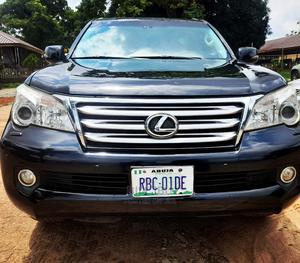Lexus GX 2011 Black   Cars for sale in Abuja (FCT) State, Lokogoma