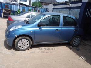 Nissan Micra 2005 Blue | Cars for sale in Lagos State, Ikotun/Igando