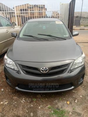 Toyota Corolla 2013 Gray | Cars for sale in Lagos State, Ikotun/Igando