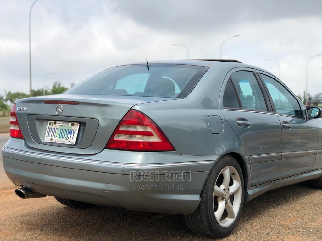 Mercedes-Benz C230 2007 Blue   Cars for sale in Gwarinpa, Abuja (FCT) State, Nigeria