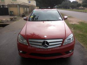 Mercedes-Benz C300 2009 Red   Cars for sale in Abuja (FCT) State, Garki 1