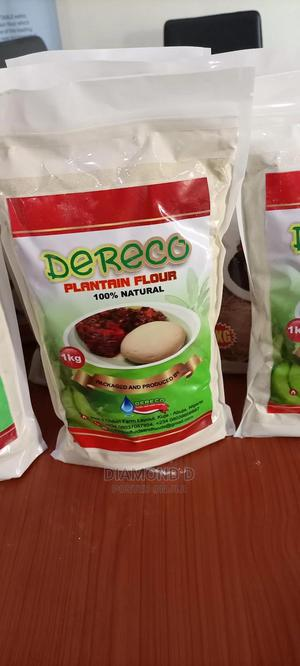 1 Kg Pure DERECO PLANTAIN FLOUR | Meals & Drinks for sale in Abuja (FCT) State, Dakwo District