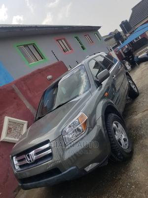 Honda Pilot 2007 EX 4x2 (3.5L 6cyl 5A) Gray | Cars for sale in Lagos State, Ikotun/Igando