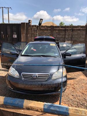 Toyota Corolla 2006 1.8 VVTL-i TS Black | Cars for sale in Enugu State, Enugu