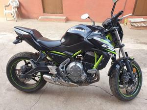 Kawasaki Ninja 650 2017 Black   Motorcycles & Scooters for sale in Abuja (FCT) State, Wuse 2