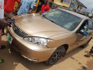 Toyota Camry 2005 Gold | Cars for sale in Lagos State, Oshodi
