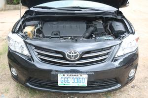 Toyota Corolla 2010 Black   Cars for sale in Lagos State, Abule Egba