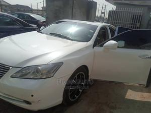 Lexus ES 2008 350 White   Cars for sale in Lagos State, Ikotun/Igando