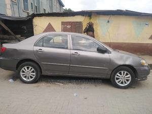 Toyota Corolla 2004 Gray | Cars for sale in Lagos State, Yaba