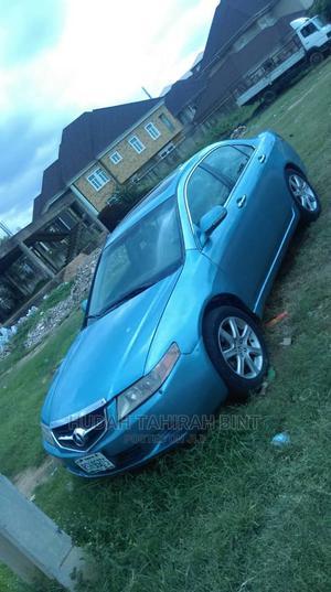Honda Accord 2005 2.4 Type S Blue | Cars for sale in Abuja (FCT) State, Garki 2