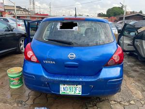 Nissan Versa 2007 Blue   Cars for sale in Lagos State, Magodo