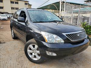 Lexus RX 2009 350 AWD Black | Cars for sale in Lagos State, Ikeja
