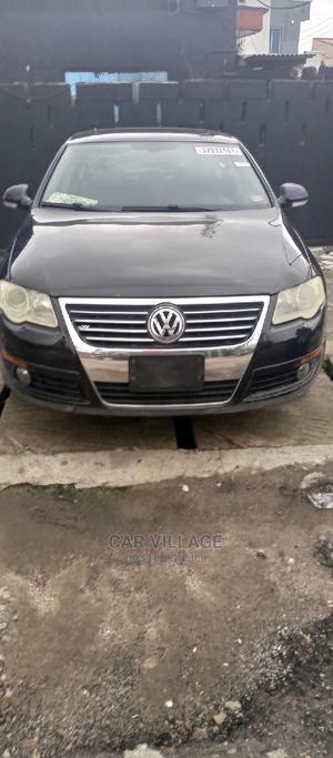Volkswagen Passat 2005 Black | Cars for sale in Lagos State, Gbagada