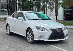 New Lexus IS 2015 White | Cars for sale in Lagos State, Ikeja
