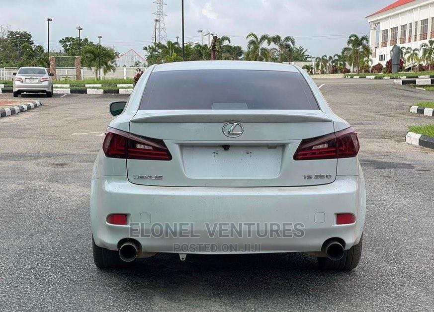 New Lexus IS 2015 White | Cars for sale in Ikeja, Lagos State, Nigeria