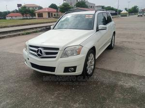 Mercedes-Benz GLK-Class 2011 350 White | Cars for sale in Lagos State, Ikeja