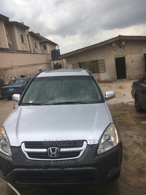 Honda CR-V 2004 2.0i ES Gray   Cars for sale in Lagos State, Ikeja