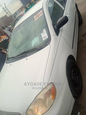 Toyota Corolla 2003 Sedan White | Cars for sale in Kwara State, Ilorin West