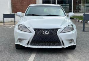 Lexus IS 2015 250 White | Cars for sale in Lagos State, Ogba