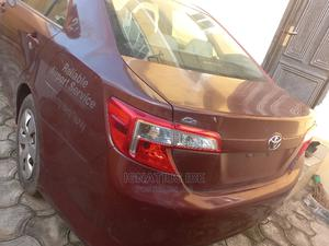 Toyota Camry 2013 Red | Cars for sale in Lagos State, Ojodu