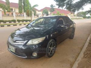 Toyota Corolla 2012 Black   Cars for sale in Abuja (FCT) State, Jabi