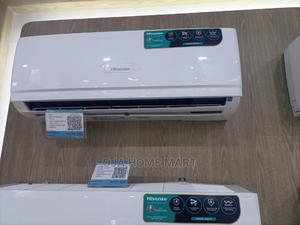 Hisense 1hp Inverter Air Conditioner   Home Appliances for sale in Lagos State, Ikeja