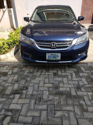 Honda Accord 2013 Blue | Cars for sale in Abuja (FCT) State, Jahi