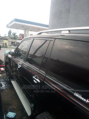 Toyota Land Cruiser Prado 2015 Black   Cars for sale in Cross River State, Calabar