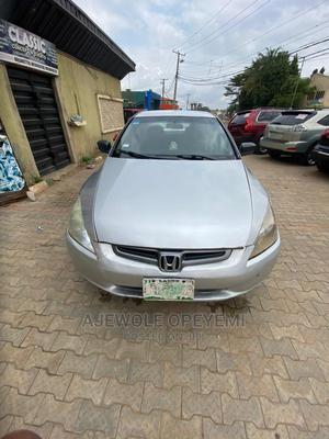 Honda Accord 2005 Automatic Silver | Cars for sale in Lagos State, Alimosho