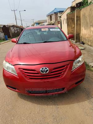 Toyota Camry 2009 Red | Cars for sale in Lagos State, Alimosho