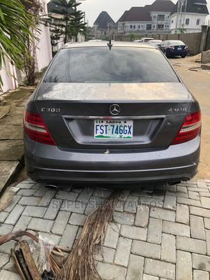 Mercedes-Benz C300 2009 Gray | Cars for sale in Lagos State, Amuwo-Odofin