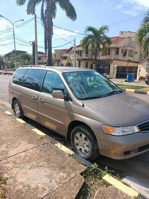 Honda Odyssey 2004 Gold | Cars for sale in Lagos State, Magodo