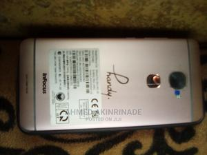 Infinix Hot 7 16 GB Gold   Mobile Phones for sale in Lagos State, Mushin