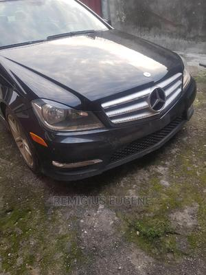 Mercedes-Benz C300 2012 Black   Cars for sale in Rivers State, Obio-Akpor