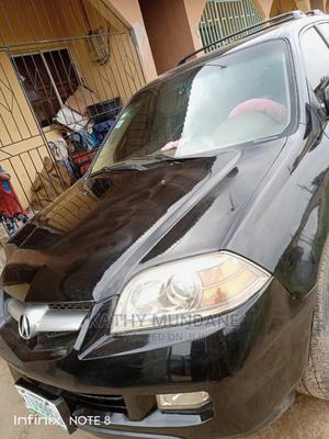 Acura MDX 2005 Black | Cars for sale in Lagos State, Ikorodu