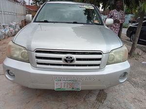 Toyota Highlander 2007 Limited V6 Silver | Cars for sale in Lagos State, Ikeja