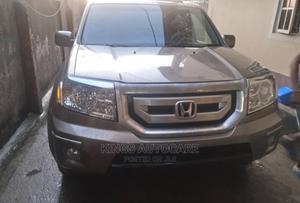 Honda Pilot 2010 EX 4dr SUV (3.5L 6cyl 5A) Gold | Cars for sale in Lagos State, Ifako-Ijaiye