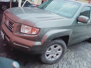 Honda Ridgeline 2006 RTL Gray | Cars for sale in Rivers State, Port-Harcourt