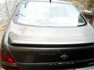 Nissan Altima 2002 Automatic Green   Cars for sale in Lagos State, Ifako-Ijaiye