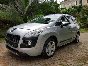 Peugeot 3008 2011 Silver | Cars for sale in Lagos State, Maryland