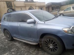 Toyota Highlander 2010 Limited Blue | Cars for sale in Rivers State, Port-Harcourt
