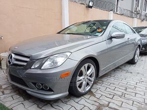 Mercedes-Benz E350 2009 Gray | Cars for sale in Lagos State, Ikeja