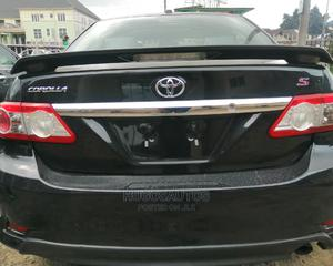 Toyota Corolla 2013 Black | Cars for sale in Rivers State, Port-Harcourt
