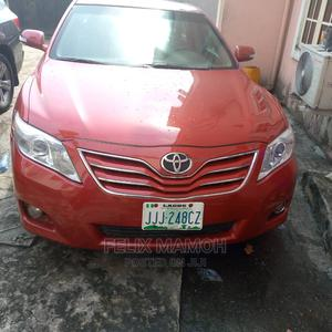 Toyota Camry 2007 Red | Cars for sale in Rivers State, Obio-Akpor