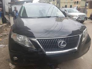 Lexus RX 2012 350 AWD Black | Cars for sale in Lagos State, Yaba