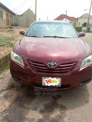 Toyota Camry 2008 Red | Cars for sale in Abuja (FCT) State, Lokogoma