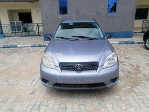 Toyota Matrix 2006 Blue   Cars for sale in Rivers State, Port-Harcourt