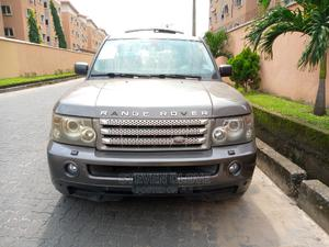 Land Rover Range Rover Sport 2006 Gray   Cars for sale in Lagos State, Ikeja