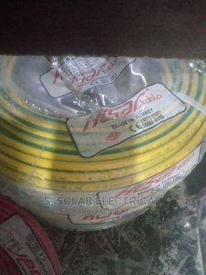 A Roll 25mm Single Flex Wedding Cable | Electrical Equipment for sale in Lagos State, Ajah