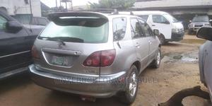 Lexus RX 2000 Silver   Cars for sale in Rivers State, Port-Harcourt